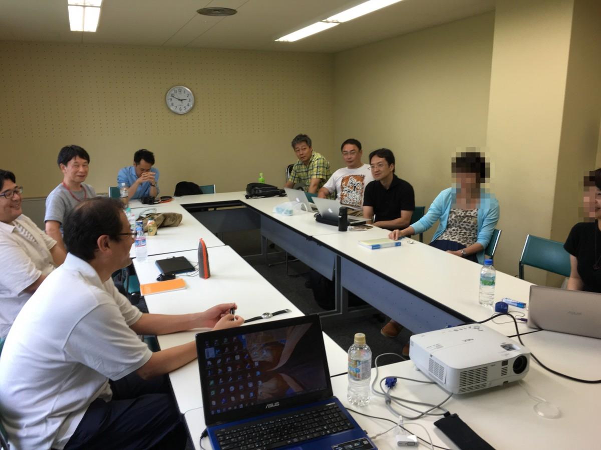 FX 勉強会大阪 FXで勝ち続けるための思考