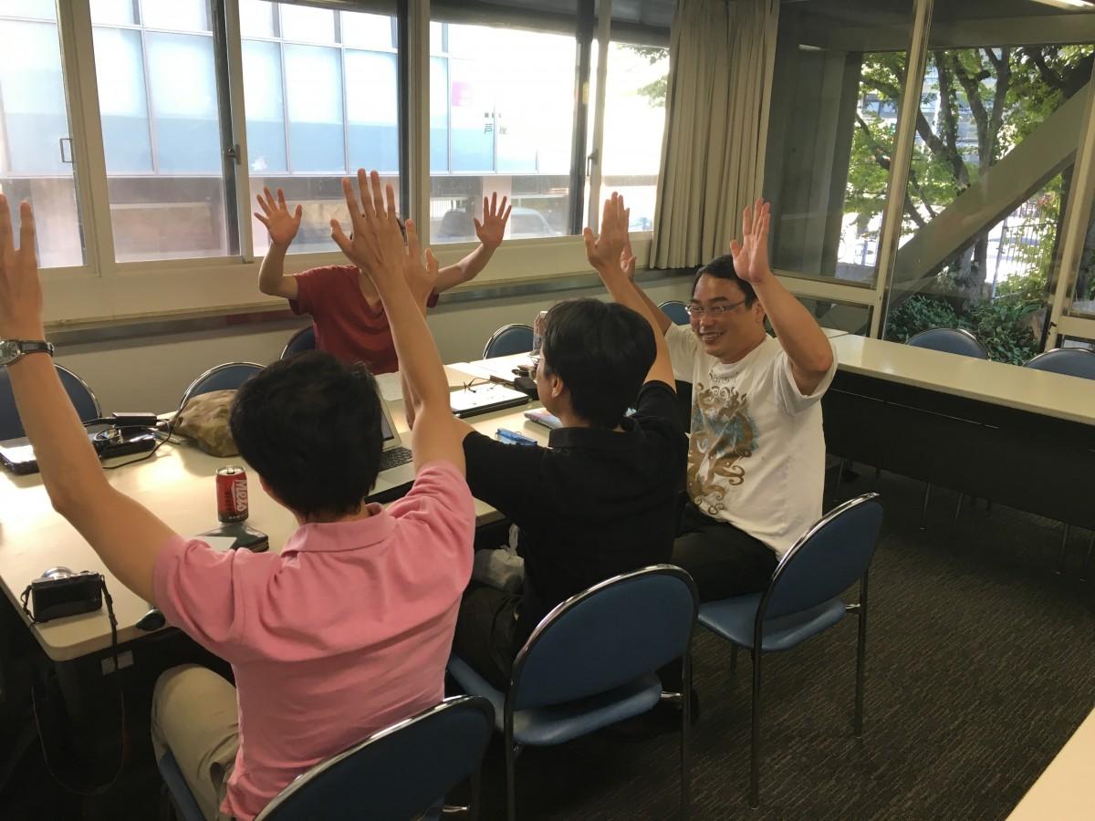 FX大阪勉強会in芦屋 勝てる様になる検証のやり方を学びました。