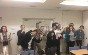 FX学校の東京で開催したセミナー
