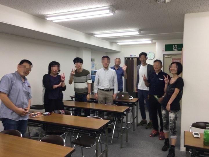 FX学校の名古屋で開催したセミナー