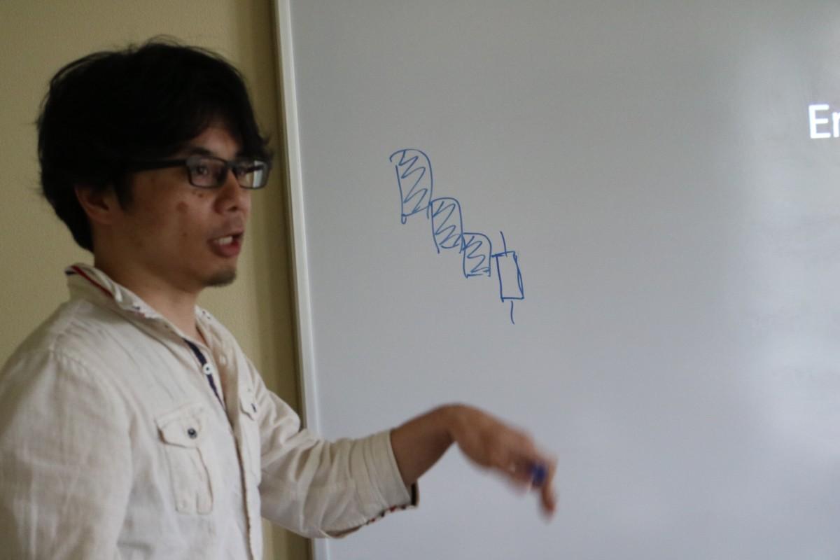 FX勉強会・セミナーin大阪  FX初心者が集結!