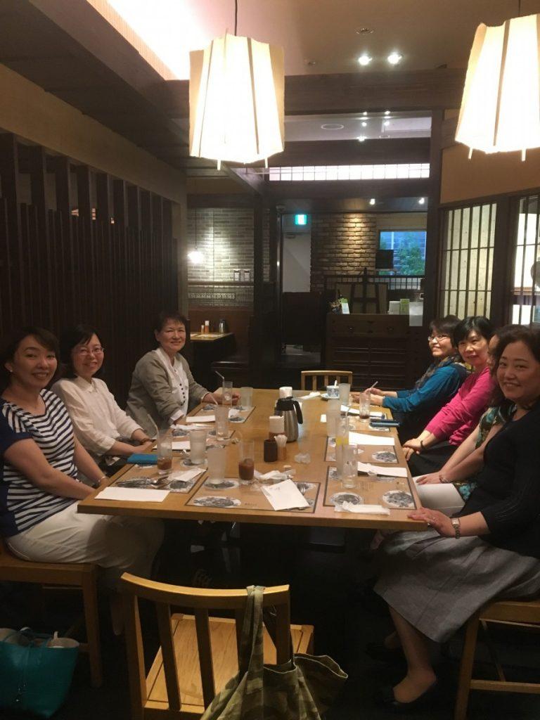 【FX女子会大阪】 FX女子会in梅田 FXトレードは学ぶ環境が大切!