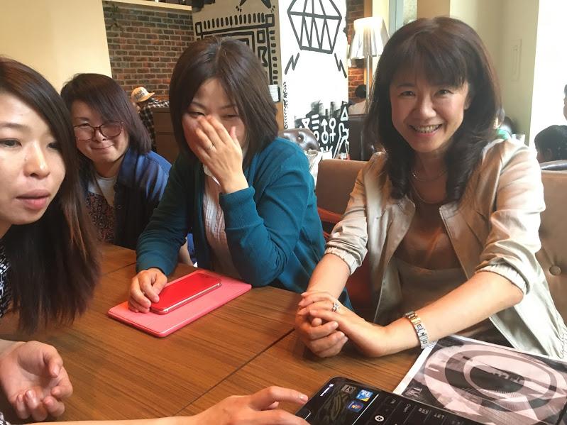 FX勉強会in東京 FX女性トレーダーが勝てるようになった理由!