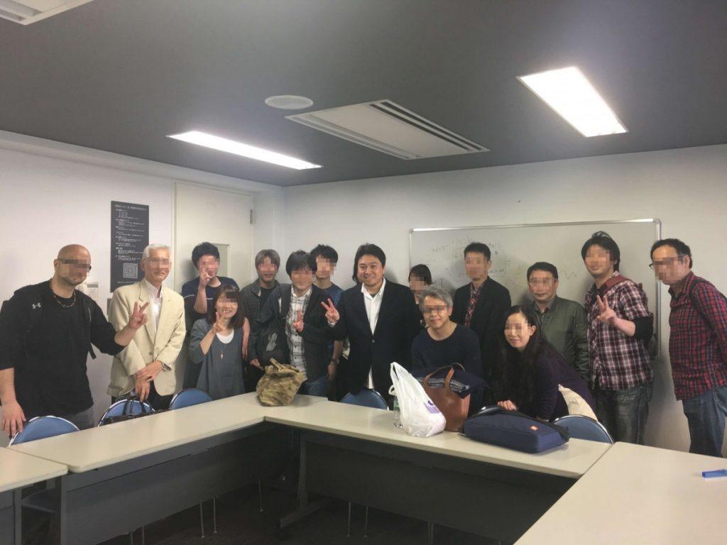 FXを教室で学ぶ勉強会in大阪|FX仲間がいるから楽しい!