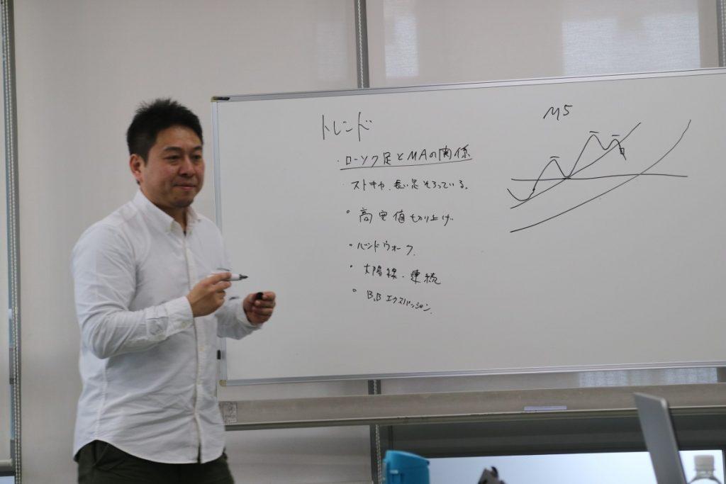FXの勉強のやり方がわからないーFX勉強方法 FXセミナー in大阪