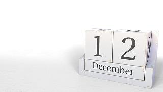 12月度のレッスンがはじまりました